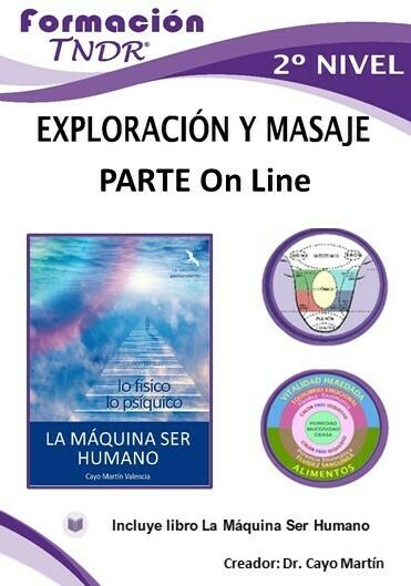 Exploración y Masaje TNDR Nivel 2 Parte On Line