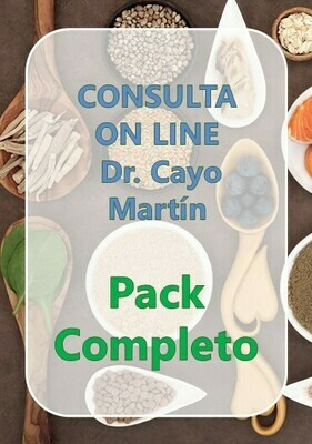Pack Completo Consulta On Line Dr. Cayo Martín
