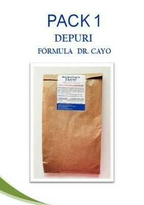 Pack 1: DEPURI