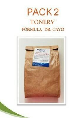 Pack 2: TONERV