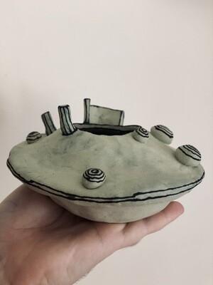 Unidentified Flying Vessel