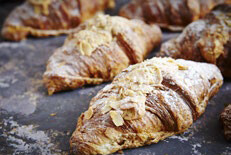 NEW Almond Croissant Large