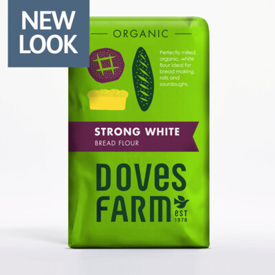 Dove Farm Strong Bread Flour 1.5KG
