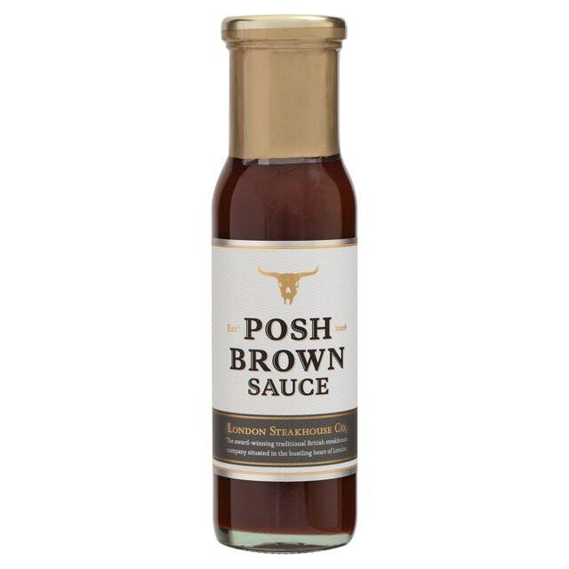 LSH Posh Brown Sauce (BBD Feb 20)