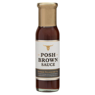 LSH Posh Brown Sauce (BBD Feb 20)