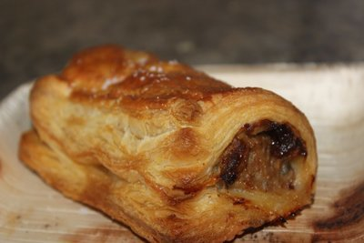 Port & Red Onion Sausage Roll - Great Taste 2Gold Star 2020