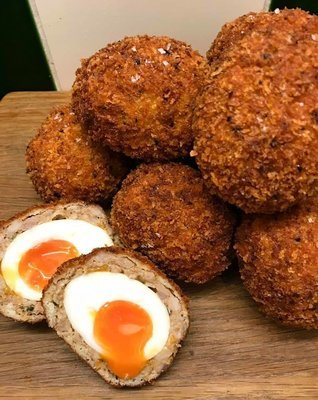 Hen Scotch Egg - 2 Star Great Taste Award 2018