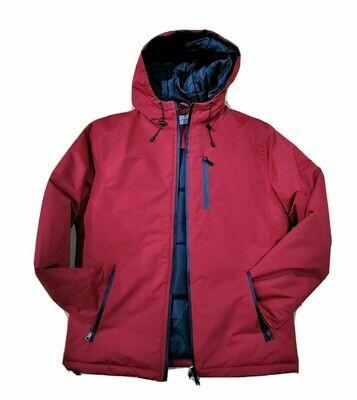 Short waterproof jacket