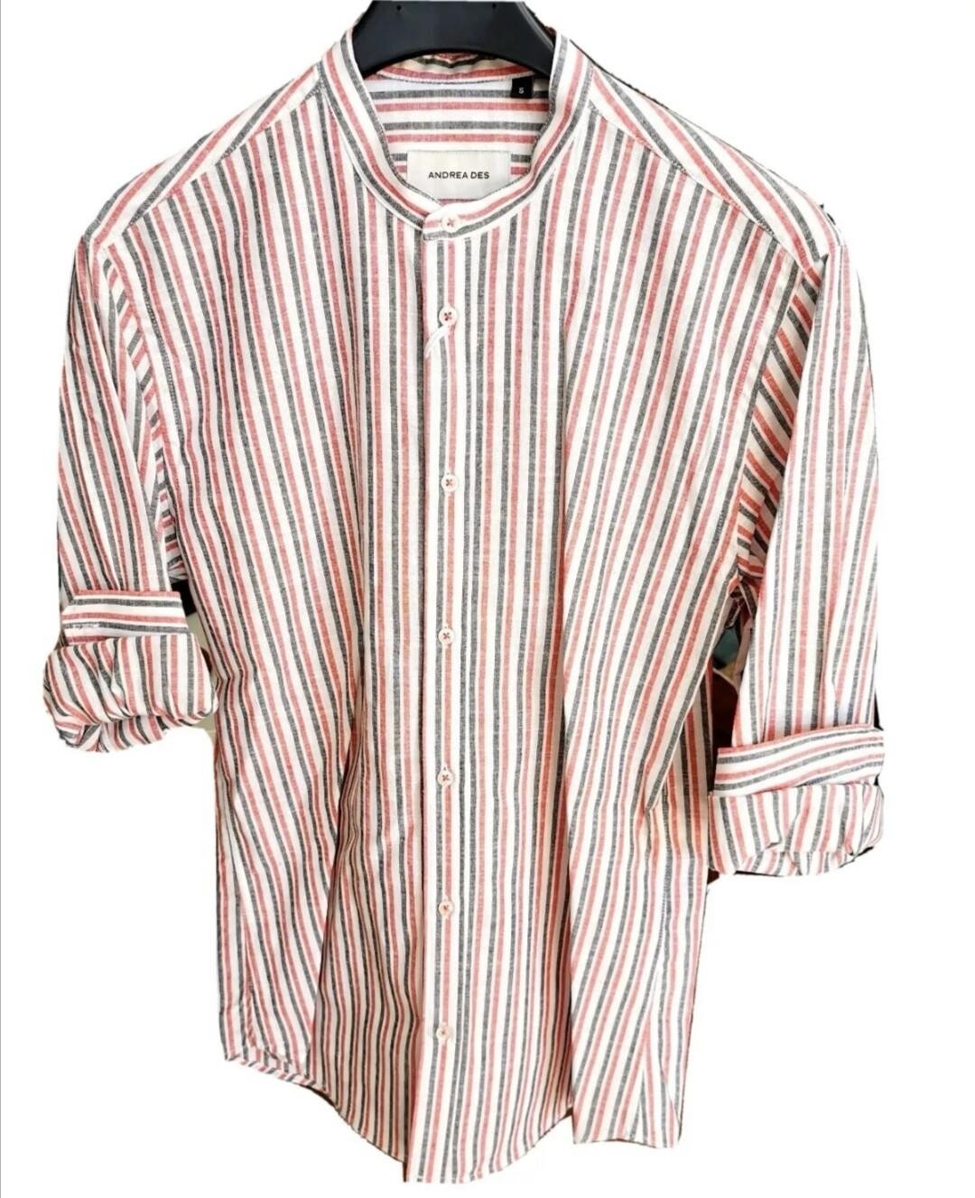 Korean linen shirt
