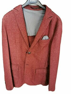 Slim fit tweed jacket