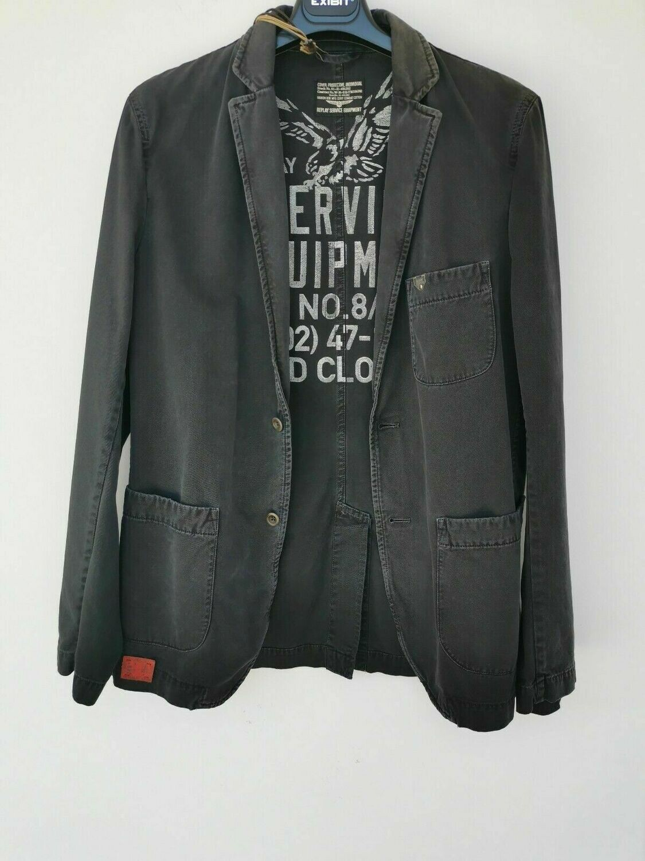 Bull denim jacket