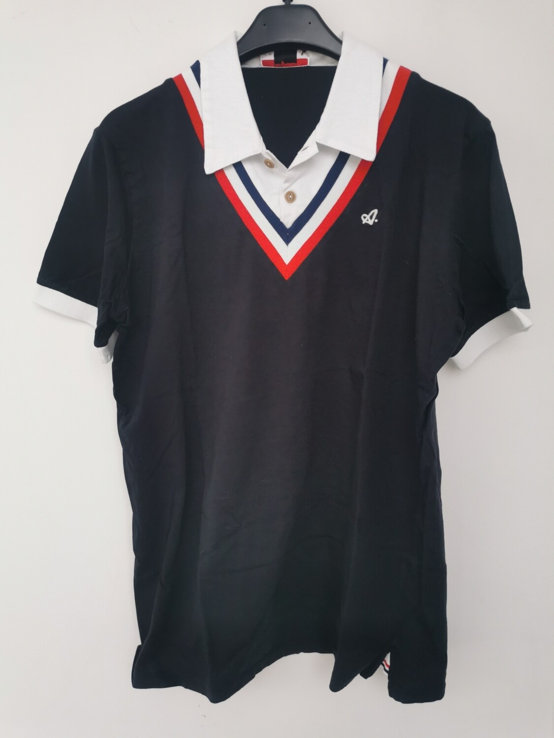 Polo in jersey