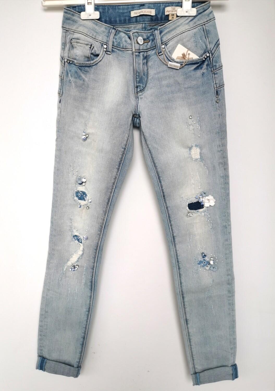 Jeans shape up super slim