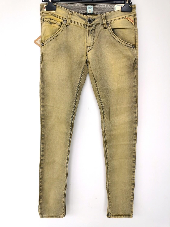 Jeans skinny colorato