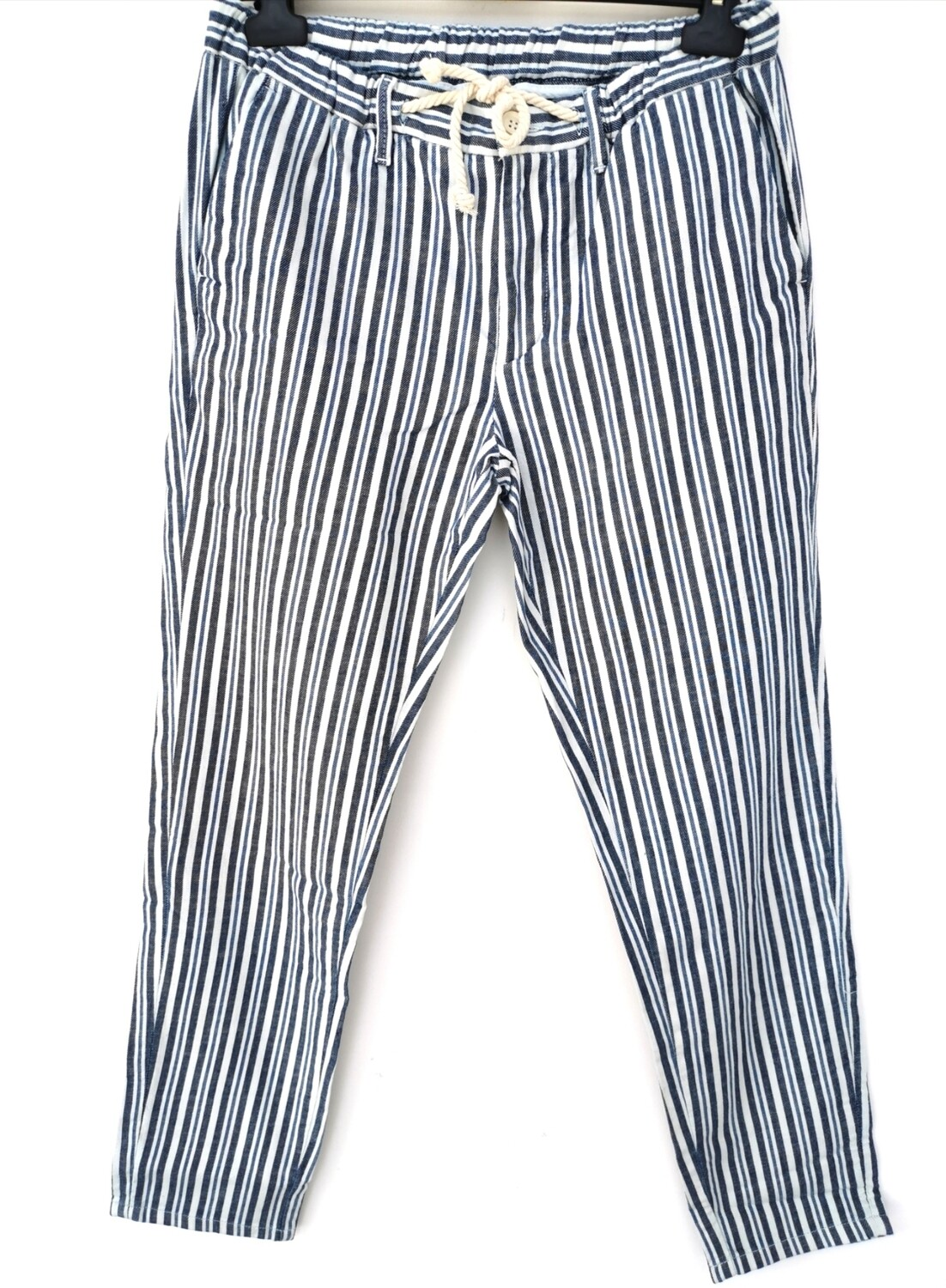 Striped men's pants