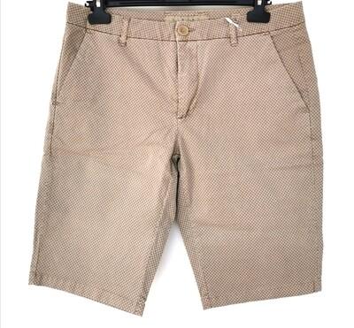 Men's shorts in micro-pattern