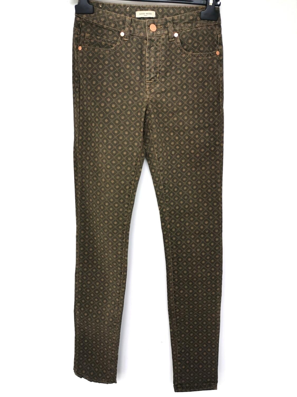 Pantalone cinque tasche skinny