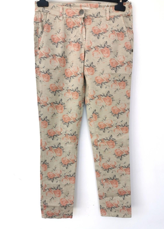 Pantalone floreale