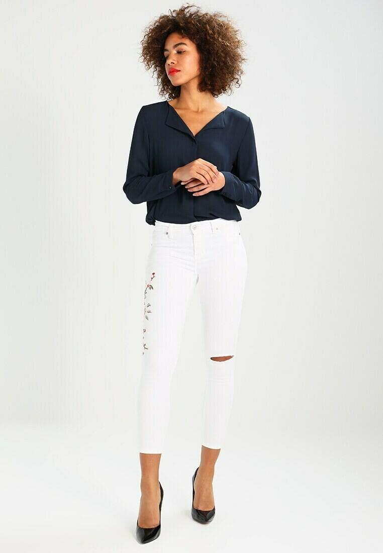 Jeans Skinny Fit fresco white wash