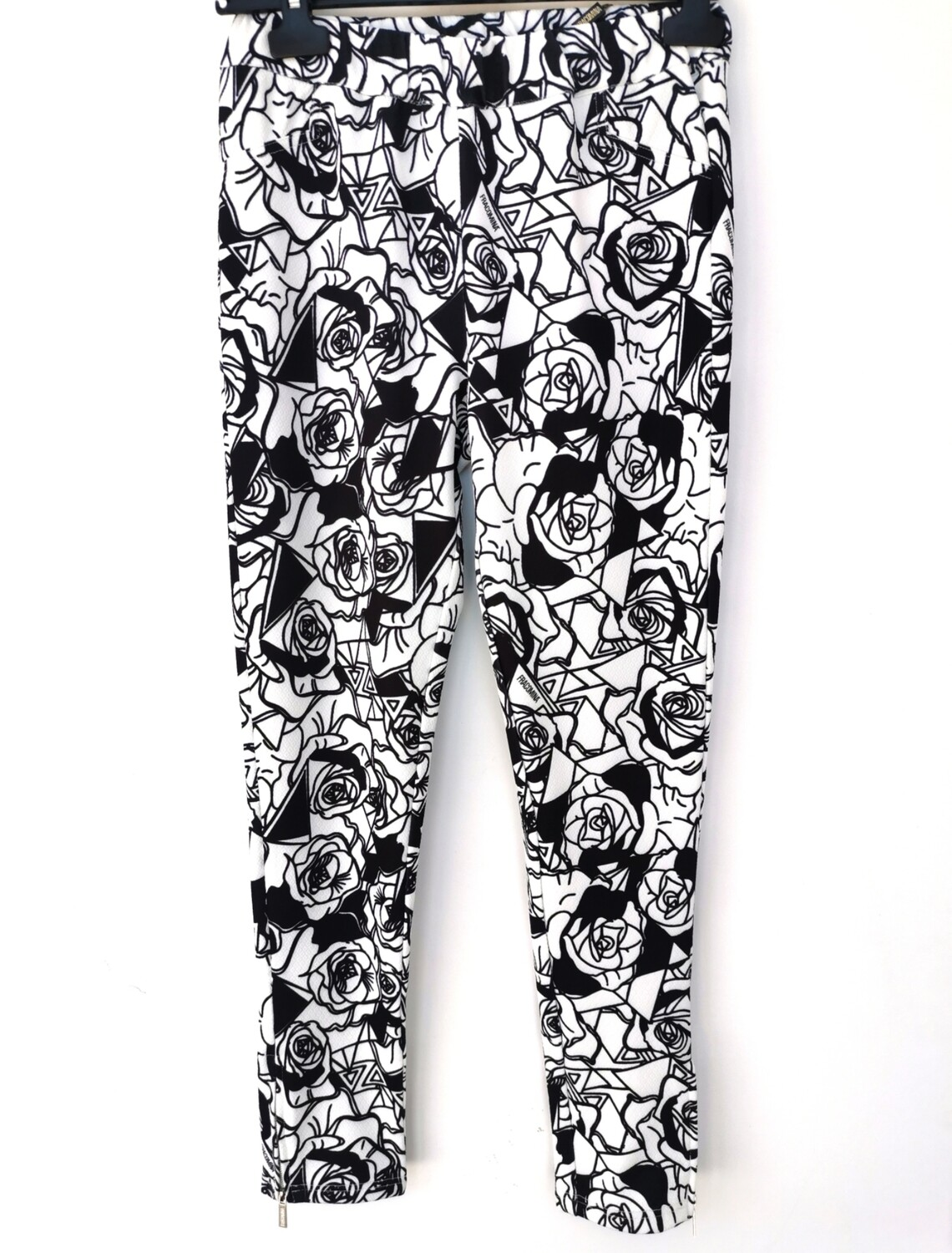 Panta leggings floreale