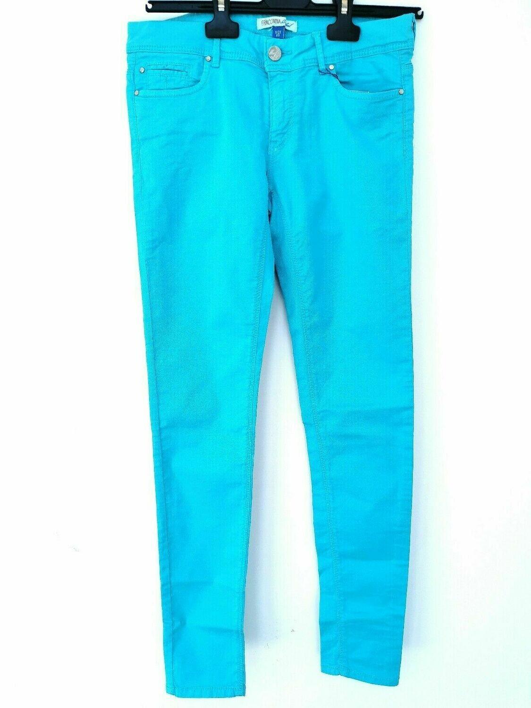 Pantalone skinny in gabardina