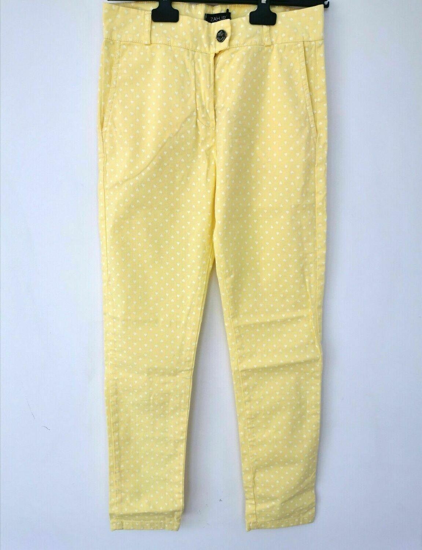 Pantalone fantasia cuori