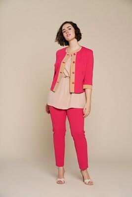 Bicolor chanel jacket