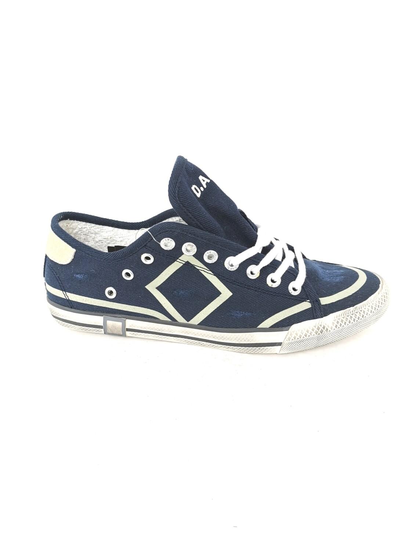D.a.t.e. Sneakers in tela