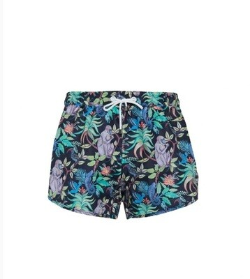 Short boxer swimwear