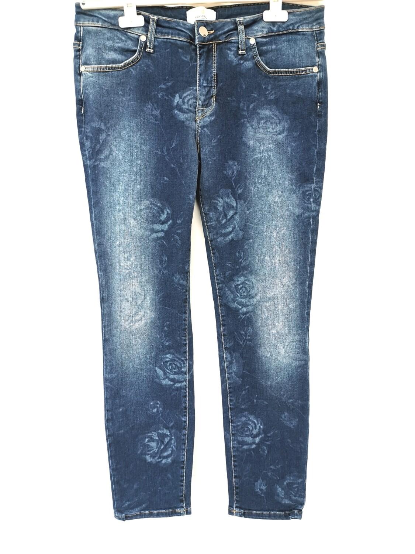 Jeans donna super slim