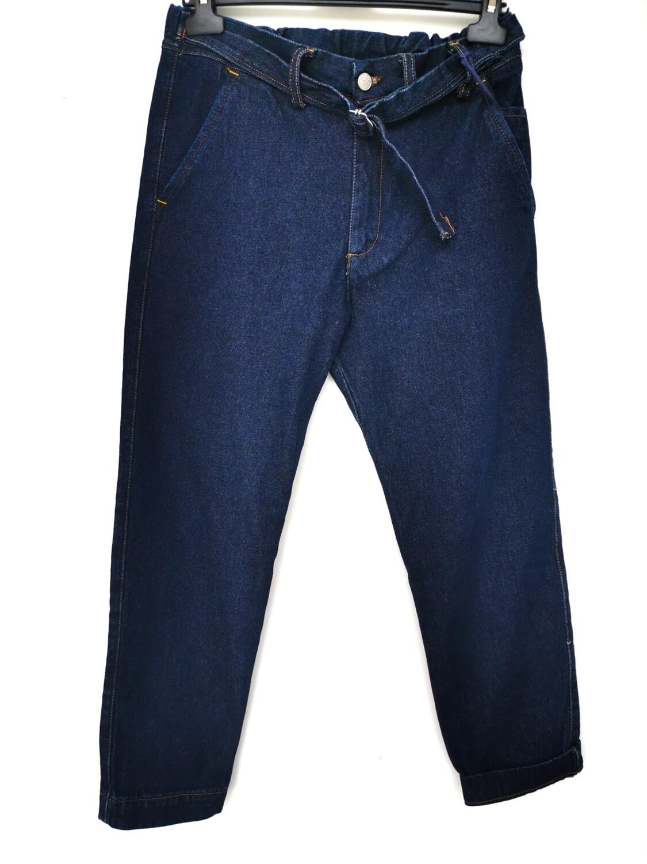 Jeans a cavallo sceso