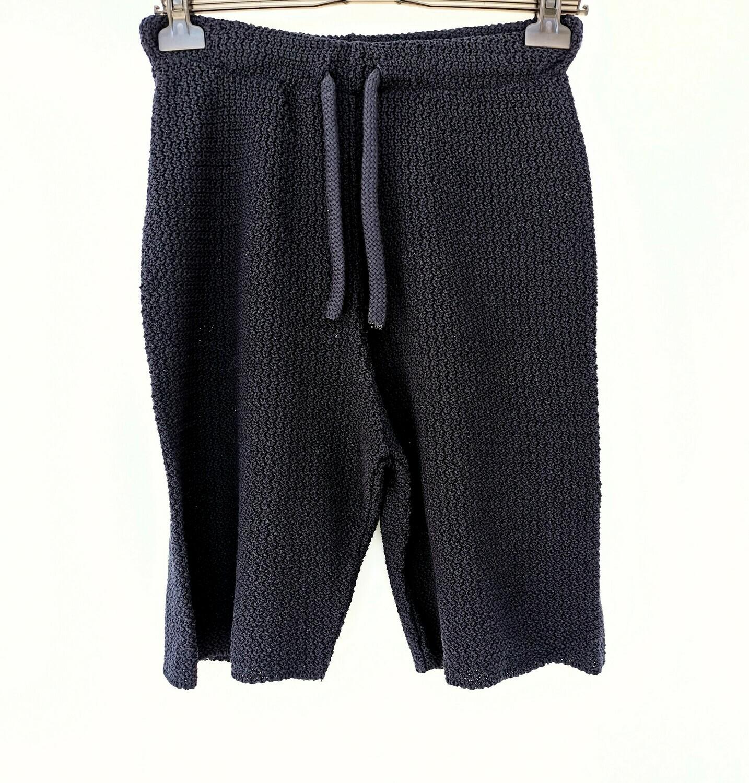 Pantaloncini jogger in maglia
