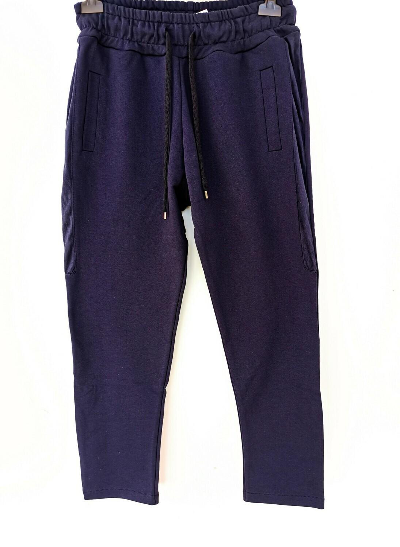 Pantalone jogger in felpa