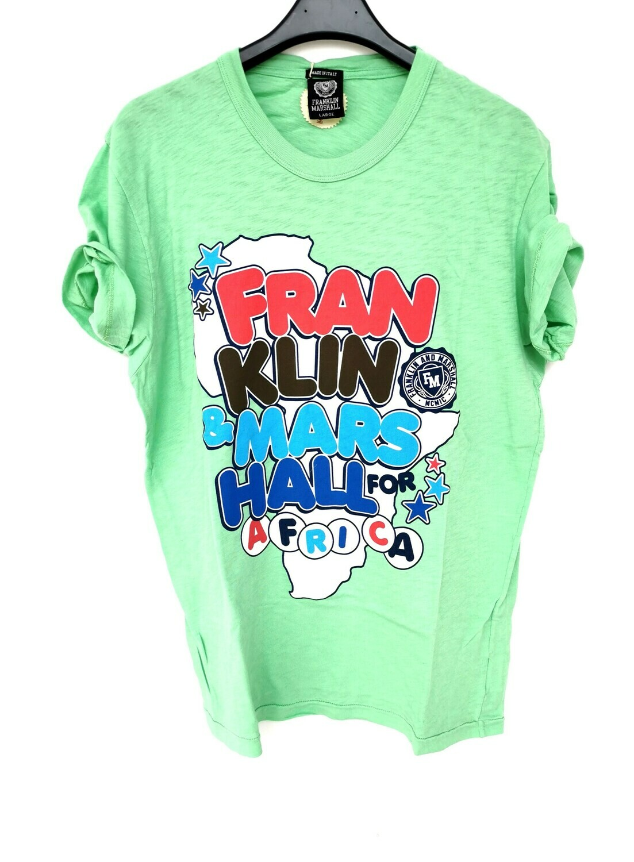 T-shirt stampa Africa