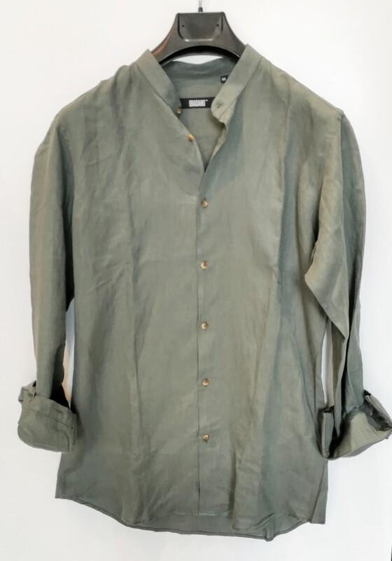 Corean linen shirt