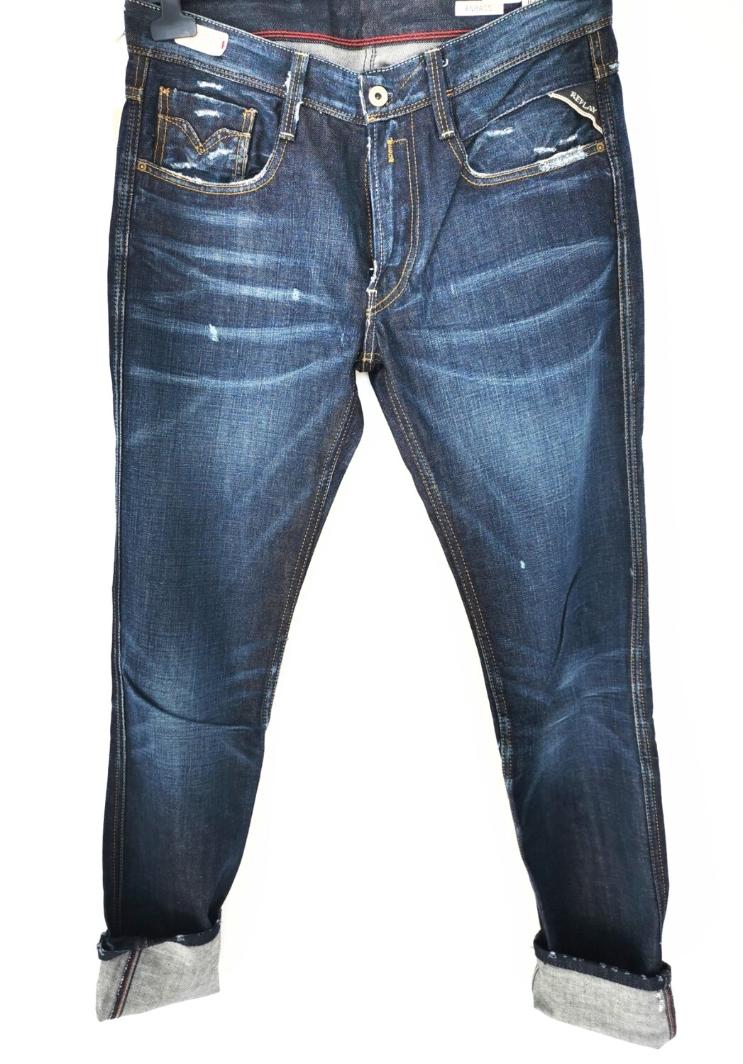 Repaly Jeans slim fit anbass