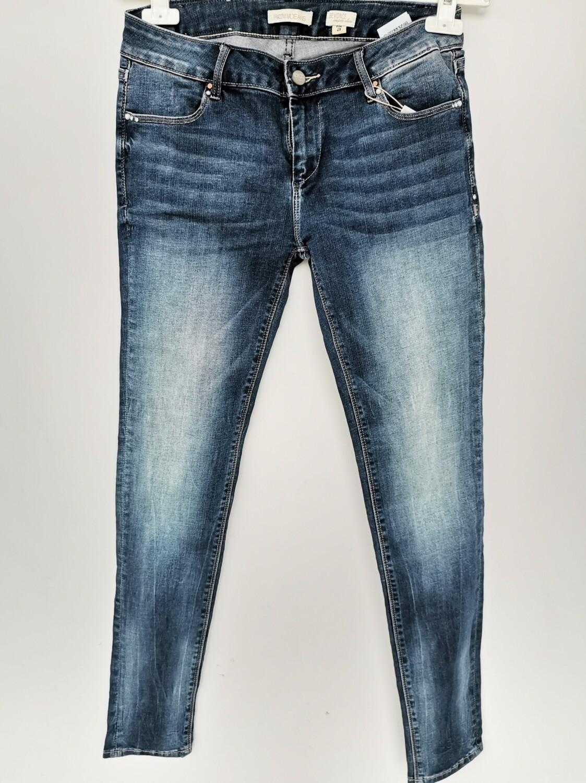 Jeans super slim dal lavaggio scuro