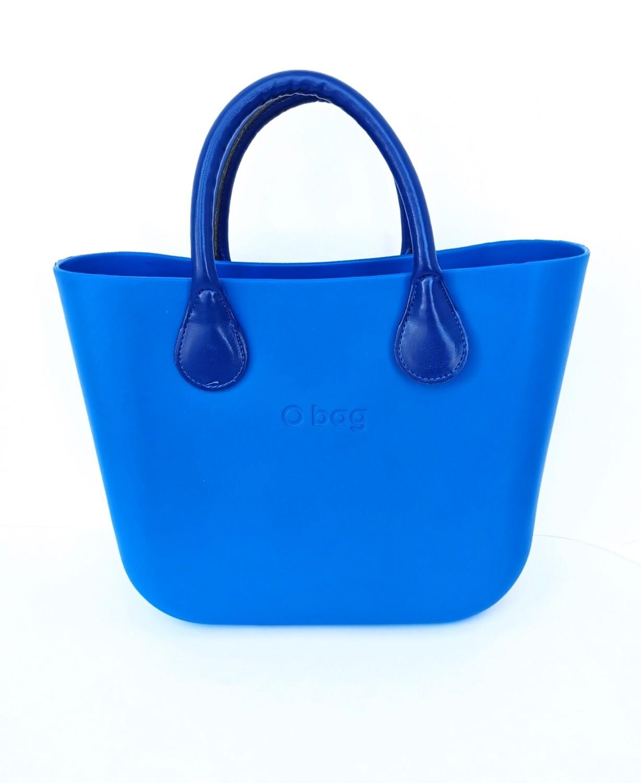 Scocca bluette XL extralight O bag mini