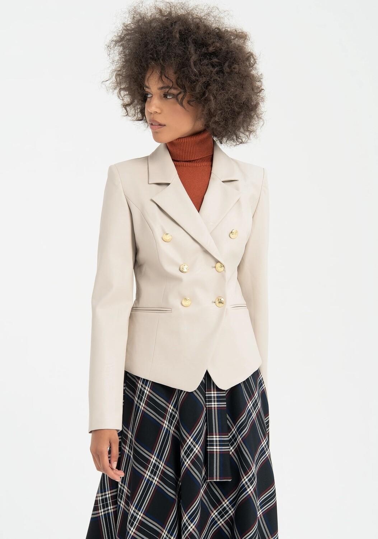 Blazer jacket regular fit