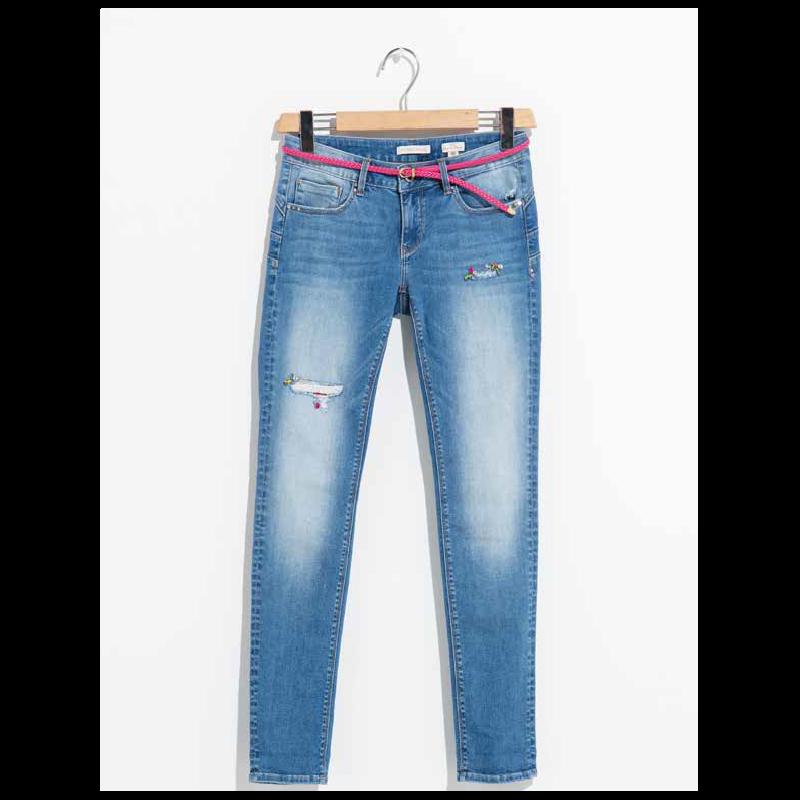 Jeans skinny shape up