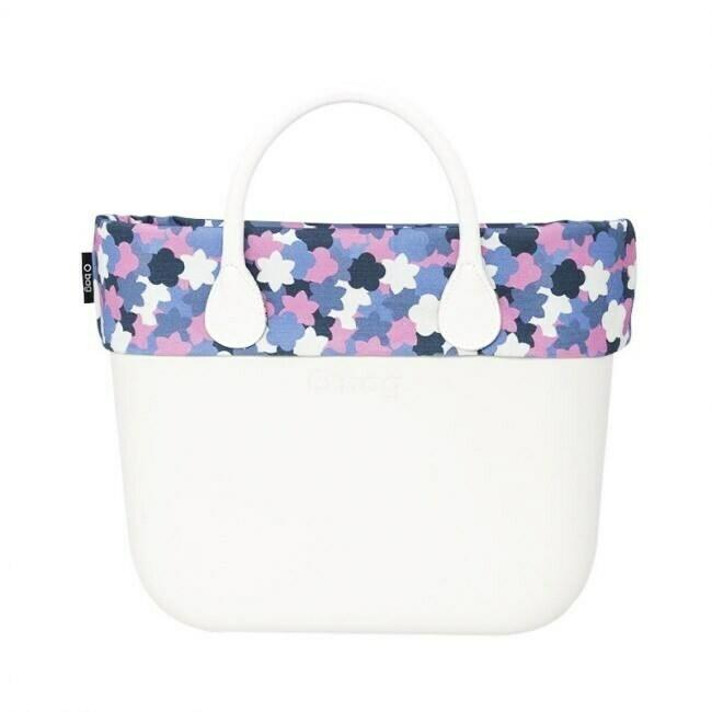 Inner bag O bag flower camouflage print