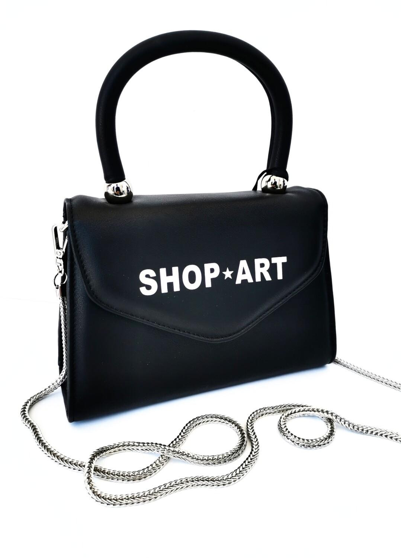 Eco leather mini bag