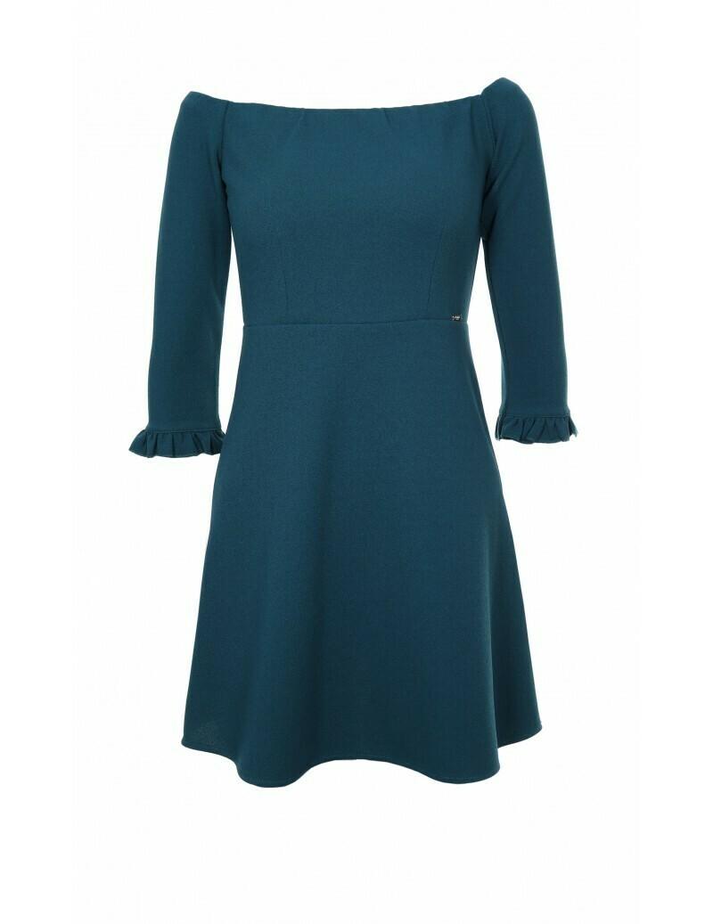 Short 3/4 dress
