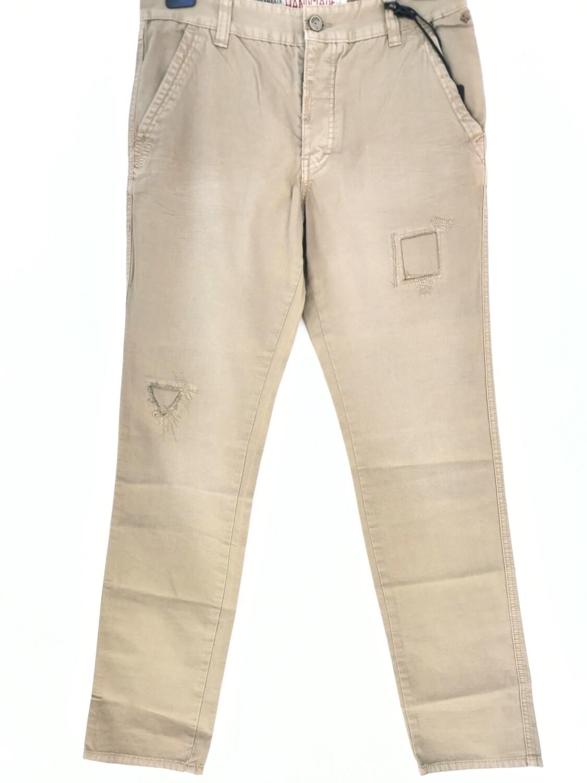 Pantalone chino regular fit