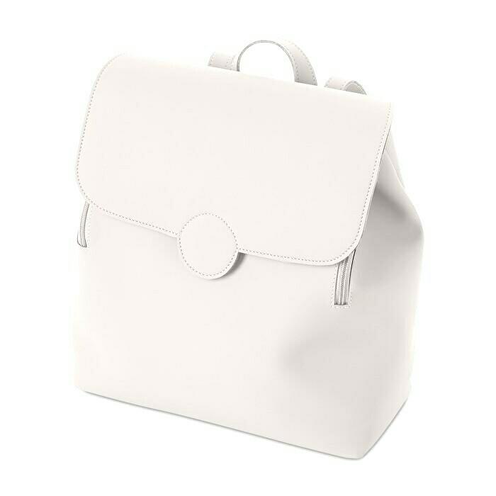 O bag lift zaino in tessuto soft gommato