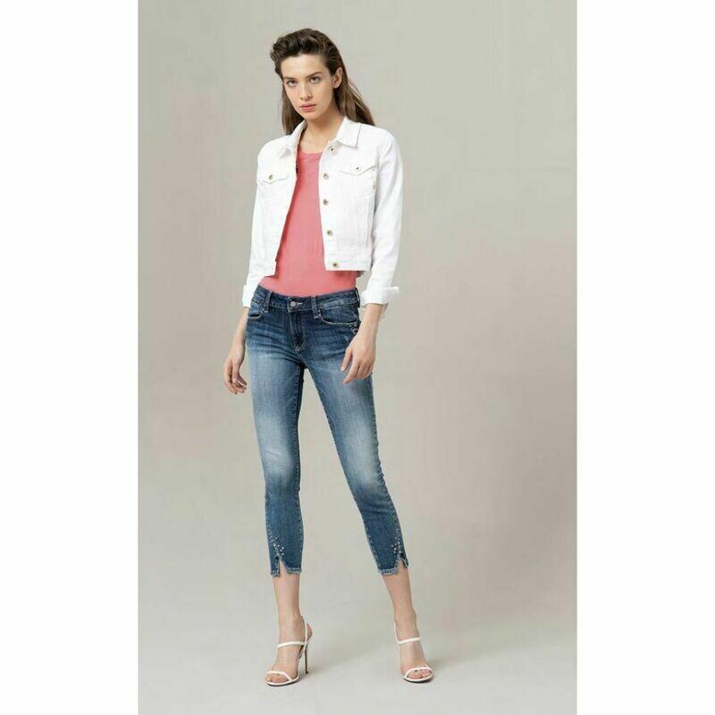 Skinny shape up betty jeans