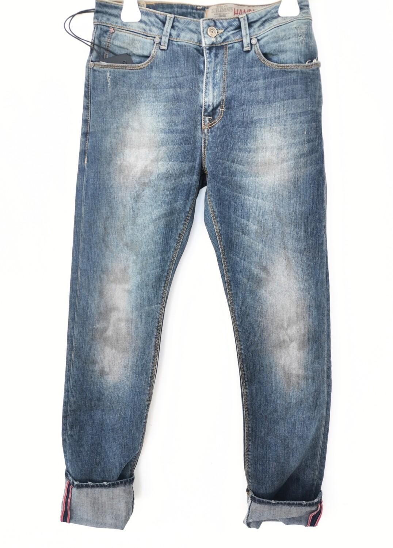 Jeans regular slim vintage wash