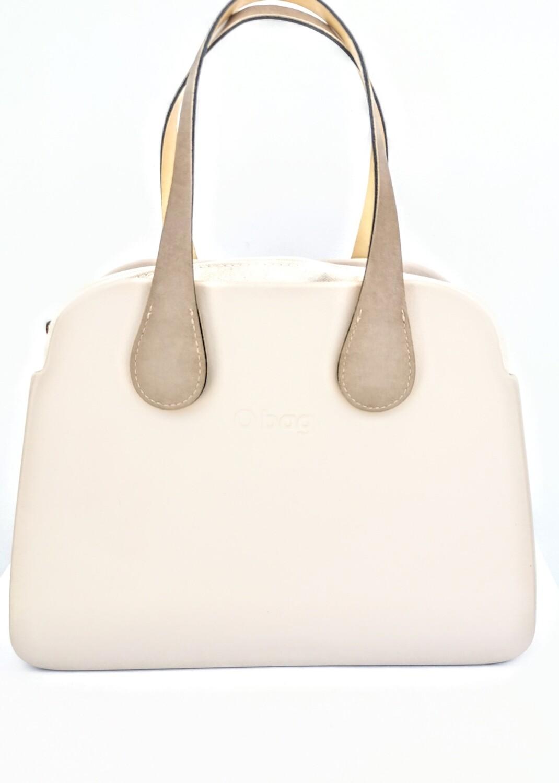 O bag reverse con manici corti extra slim