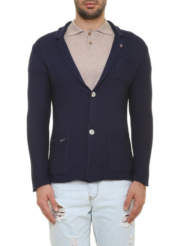Links stitch jacket
