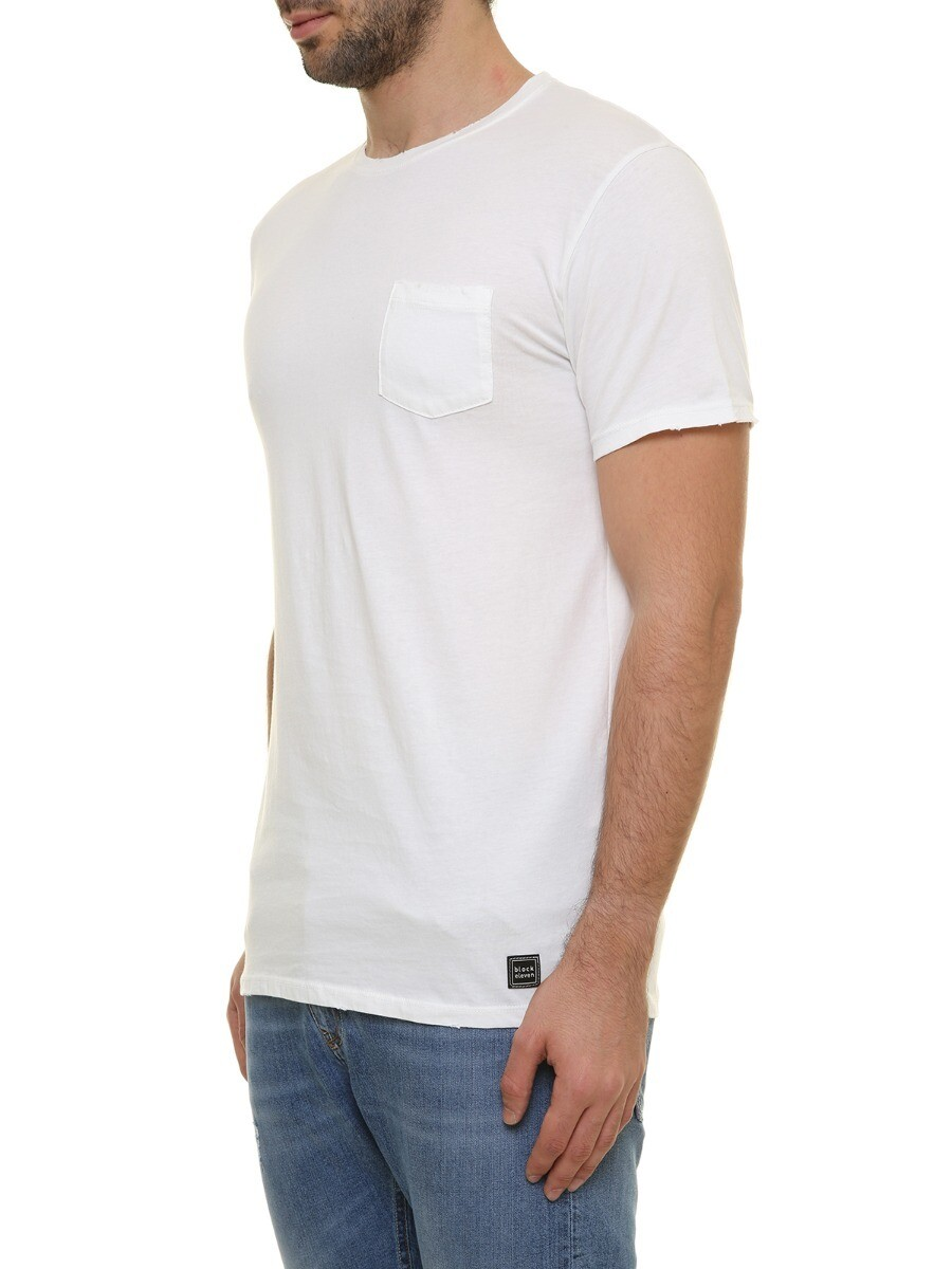 T-shirt con stampa Peace